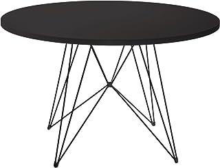 Magis Table à Tavolo XZ3Noir/Noir Ø120cm
