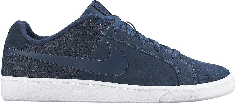 Frontera Tan rápido como un flash Brillante  Nike Court Royale Plus - Zapatillas Unisex, Color Azul/Blanco, Talla 40.5:  Amazon.es: Zapatos y complementos