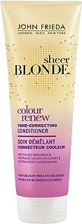 John Frieda Sheer Blonde Colour Renew Conditioner 250ml