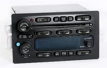 GMC Chevy Truck 05-09 AM FM 6 Disc CD Radio Upgraded w Bluetooth Music 15234935 (Renewed)