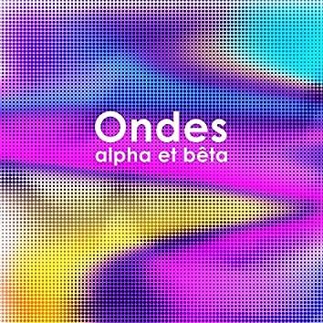 Ondes alpha et bêta: Guérison Hz de la musique des ondes cérébrales, 432-528 Hz, Chakra et âme, Méditation binaurale, Énergie positive