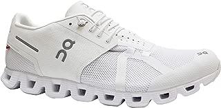 On-Running Mens Cloud All White Running Shoe - 9