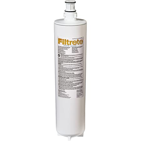 Filtrete Advanced Under Sink Quick Change Water Filtration Filter 3US-PF01, for use with 3US-PS01 System