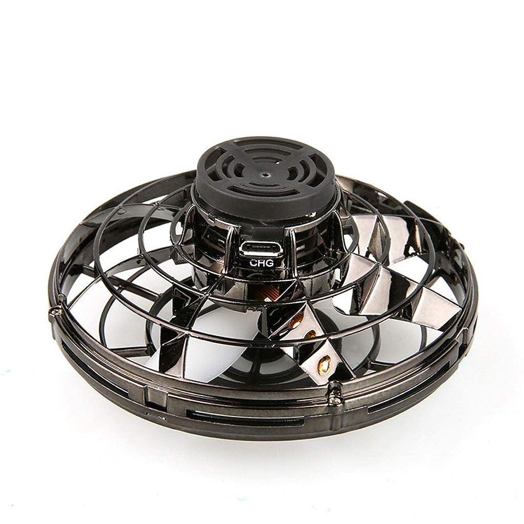 訪問気取らない生むプレミアム 子供のための空飛ぶボールドローン手制御RC玩具UFOミニヘリコプター玩具LEDライト付きゲームクリスマス誕生日プレゼント アップグレード済み