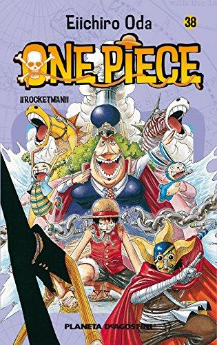 One Piece nº 38: ¡¡Rocketman!! (Manga Shonen)
