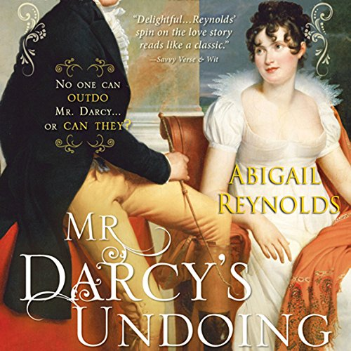 Mr. Darcy's Undoing cover art