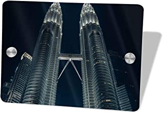 WEWO Shop-Office-Decorative Plaque Petronas Tower
