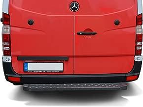 Trittbretter f/ür Sprinter W906 Crafter Seitenschweller Edelstahl Chrom