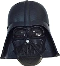 Inception Pro Infinite Máscara para Disfraz - Disfraz - Carnaval - Halloween - Guerrero Negro Darth Vader Star Wars - Color Negro - Niño