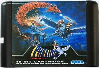 The Crowd Tradensen Phelios Carte de Jeu 16 Bits pour Sega Mega Drive pour Sega Genesis