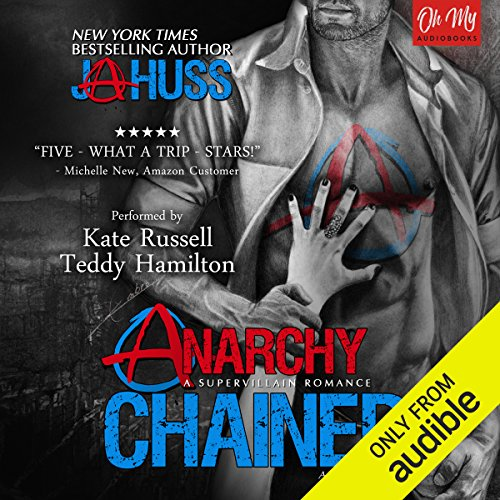Anarchy Chained cover art