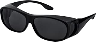 Sunglasses Wear Over Prescription Glasses, Size Medium, Polarized