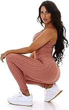 BollyWood's Sexy FashionXpress Sport dwuczęściowy LI00877.04SMM_QX RostTop & Legginsy Push-Up S/M super elastyczne, miękki...