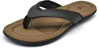 Women's Flip Flops Flat Cushion Foam Beach Thong Sandals Non Slip