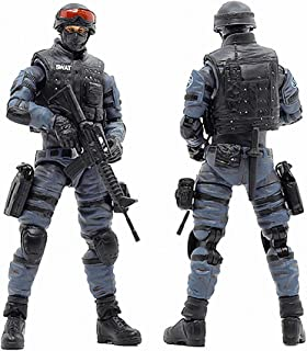 1/18 JOYTOY  Soldier Action Figures CF Swat Anime Figure Cross Fire Game Collection Action Figure Military Model Toys