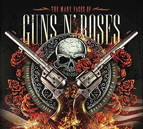The Many Faces Of Guns N´ Roses 3cd
