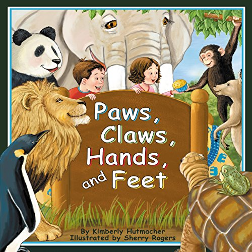 Paws, Claws, Hands, and Feet  Audiolibri
