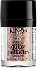 NYX PROFESSIONAL MAKEUP Metallic Glitter, Goldstone, 0.08 Ounce