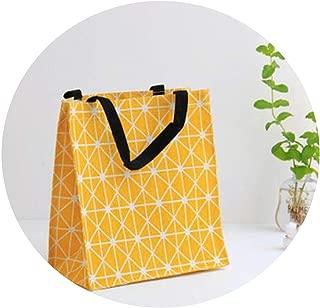 Love & Freedome New Portable Cloth Laundry Hamper Storage Basket Shopping Bag Kids Toy Organizer Laundry Bag AU982,F