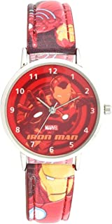 Marvel Analog Multi-Colour Dial Boy's Watch - AW100738