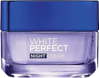 L'Oreal Paris White Perfect Night Cream Whitening & Even Tone, 50Ml