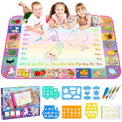 KKONES Aqua Magic Mat for Kids
