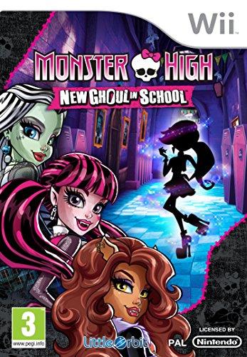 Monster High: New Ghoul In School [Importación Inglesa]