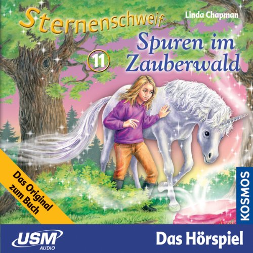 Spuren im Zauberwald audiobook cover art