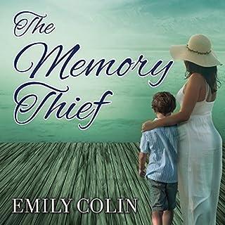 The Memory Thief audiobook cover art