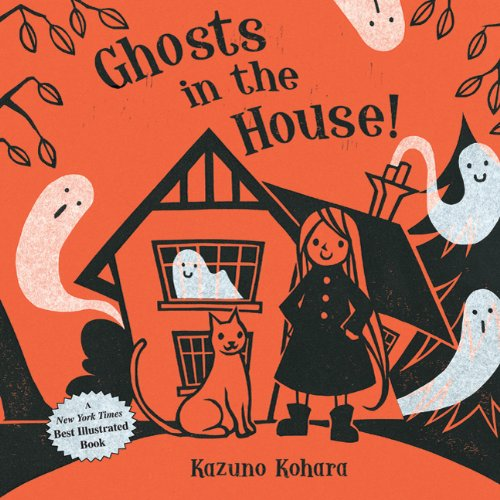 Compare Textbook Prices for Ghosts in the House Illustrated Edition ISBN 9780312608866 by Kohara, Kazuno,Kohara, Kazuno