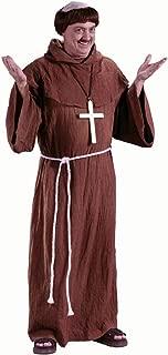FunWorld Men's Midievil Monk Costume