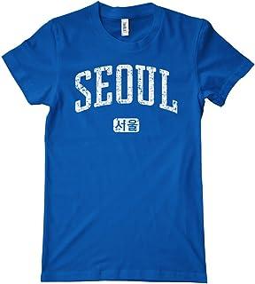 Smash Transit Women's Seoul Korea T-Shirt