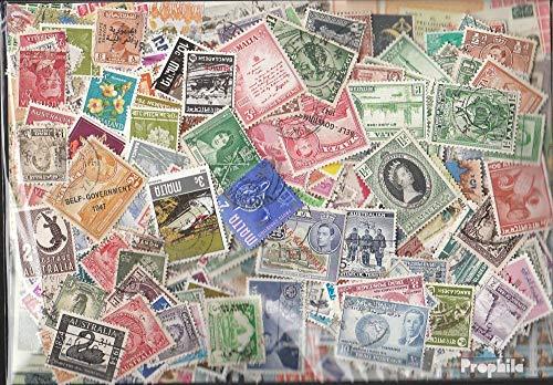 Prophila Collection Gran Bretaña 3.000 Diferentes Sellos br