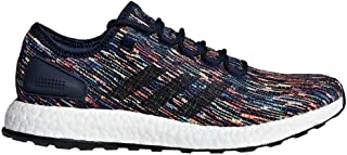 adidas Men's Pureboost Running Shoes Collegiate Navy/Core Black/Scarlet