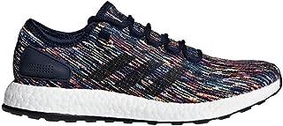 adidas Men's Pureboost Running Shoes Collegiate Navy/Core Black/Scarlet