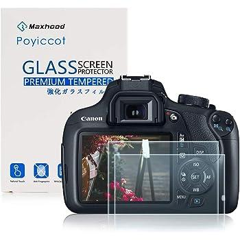 ScreenPatronus Compatible with Canon Elura 100 Digital Camcorder Anti Glare Screen Protector Lifetime Replacement Warranty