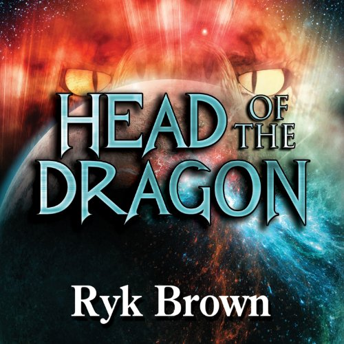 Head of the Dragon audiobook cover art