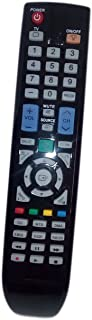 Replaced Remote Control Compatible for Samsung UN55B6000VF BN59-00856A LN32B650 LN32B530P7FUZA LN52A650A1RXZL LN40B540P8FX...