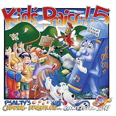 Kids Praise! 5 - Psalty's Camping Adventure
