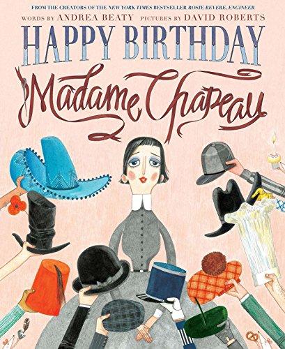 Happy Birthday, Madame Chapeau (English Edition)