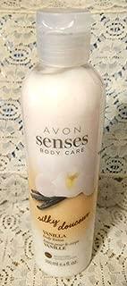 Avon Senses Body Care Silky Vanilla Body Lotion
