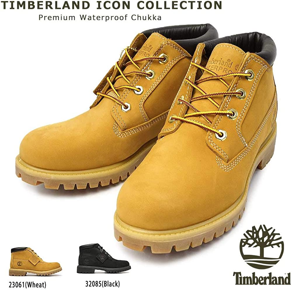Reunión tiempo Desafortunadamente  Amazon.co.jp: Timberland Men's Waterproof Chukka Boots - -: Shoes & Bags