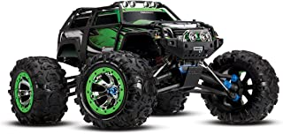 Traxxas Summit: 1/10 Scale 4WD Electric Extreme Terrain Monster Truck with TQi 2.4GHz Radio, Green