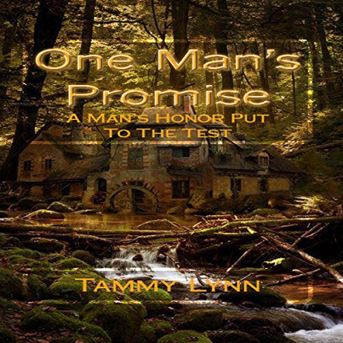 One Man's Promise audiobook cover art