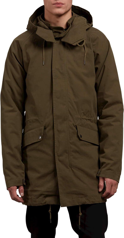 Volcom Men's Stoner Heavy Weight Parka Jacket