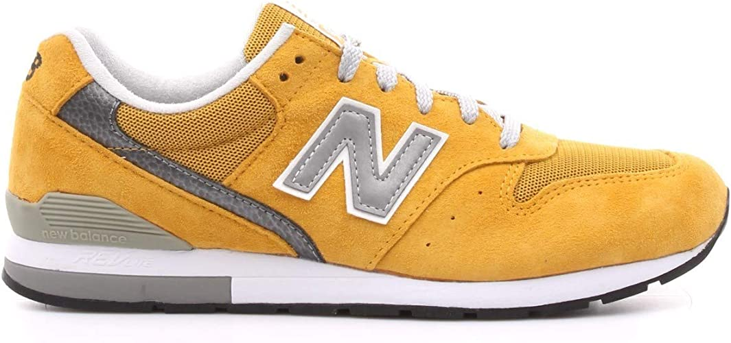 New Balance Sneaker Giallo45 - Primavera Estate : Amazon.it: Moda