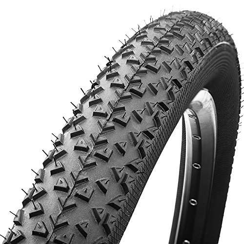 Continental MTB Race King - Cubierta para bicicletas, color negro ...