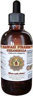 Chlorella Liquid Extract, Chlorella (Chlorella vulgaris) Tincture Supplement 2 oz