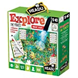 Explore The Forrest Scientific Educational Puzzle and Observation Game from KsmToys by Headu
