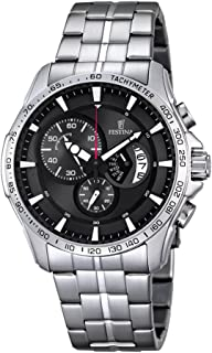 Festina F6849/4 For Men - Analog Casual Watch Stainless Steel